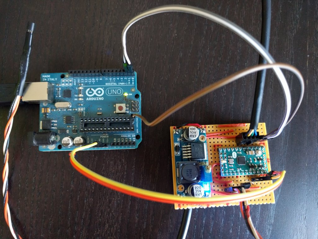 Control PWM fan using PID and temp sensors with Arduino